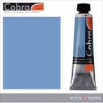 Cobra Water Mixable Oil Color 40ml Grayish Blue