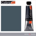 Cobra Water Mixable Oil Color 40ml Payne's Grey