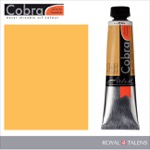 Cobra Water Mixable Oil Color 40ml Light Gold