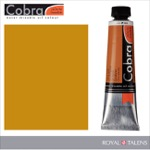 Cobra Water Mixable Oil Color 40ml Deep Gold