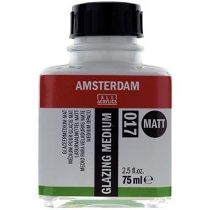 Amsterdam Acrylic Matt Glazing Medium 75ml