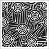 Craft Stencil 6x6 Aboriginal