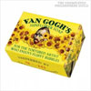 Van Gogh's Sunflower Soap
