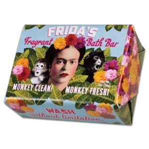 Frida's Fragrant Bath Bar Soap