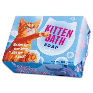 Kitten Bath Soap