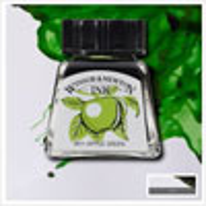 DRAW INK 14ml APPLE GREEN