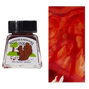 DRAW INK 14ml BURNT SIENNA