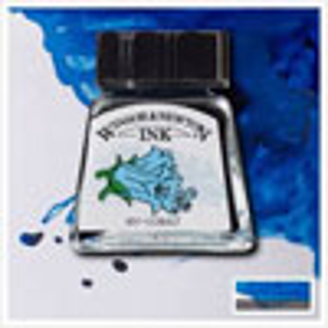 DRAW INK 14ml COBALT