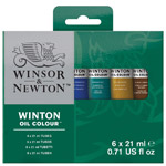 Winton Oil Color Introductory Set