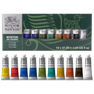 Winton Oil Color Starter Set