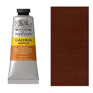 Galeria Acrylic Color 60ml Burnt Sienna