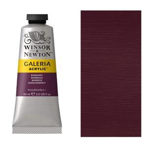 Galeria Acrylic Color 60ml Burgundy