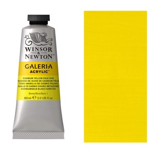 Galeria Acrylic Color 60ml Cadmium Yellow Pale Hue