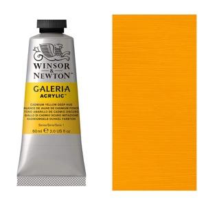 Galeria Acrylic Color 60ml Cadmium Yellow Deep Hue