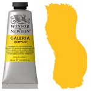 Galeria Acrylic Color 60ml Cadmium Yellow Medium Hue