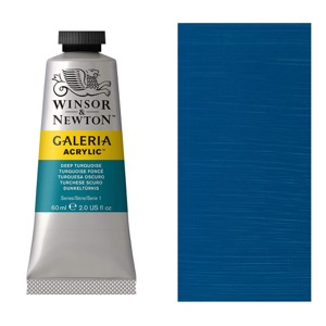 Galeria Acrylic Color 60ml Deep Turquoise