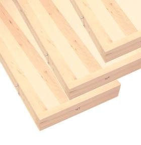 "3/4"" X 6' 4BD SET PASTE BOARDS I"