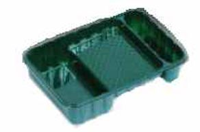 """7"""" PLASTIC TRAY FOR MINI ROLLERS"""