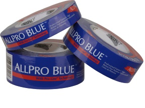 "2"" BLUE PREMIUM MASKING TAPE"