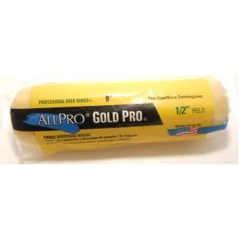 """1/2"""" GOLD PRO ROLLER COVER"""