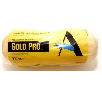 """1 1/4"""" GOLD PRO ROLLER COVER"""