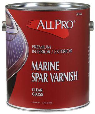 MARINE SPAR VARNISH GLOSS I
