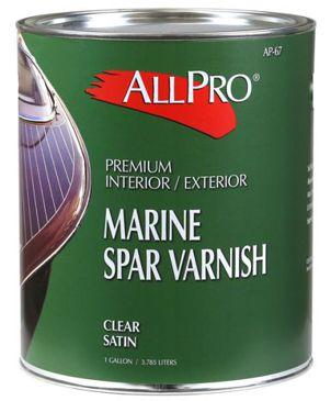 MARINE SPAR VARNISH SATIN I