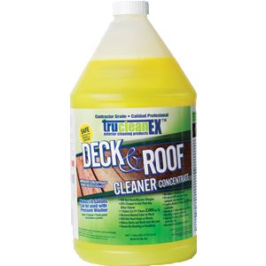 TRUCLEANEX DECK & ROOF CLEANER
