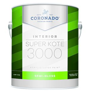 SUPER KOTE 3000 INT SEMIWHITE