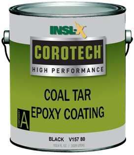 COAL TAR EPOXY BLACK PART A