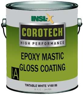 EPOXY MASTIC TINT WHITE PART A
