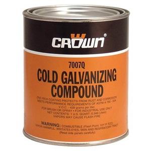 COLD GALVANIZING COMPOUND QT