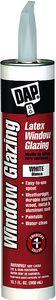 LATEX WINDOW GLAZING CARTRIDGE