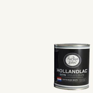 HOLLANDLAC SATIN WHITE  .75L