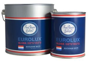 EUROLUX GLOSS WHITE/BASE 2.5L D