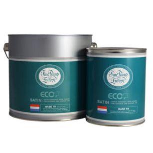 ECO IN/EX SATIN ENAMEL  2.5L