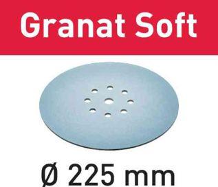 GRANAT SOFT D225 P240 25X