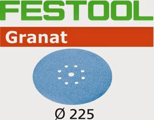 ABR GRANAT D225 P150 25XLHS
