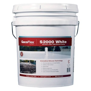 S2000 100% SILICONE ROOF COATING