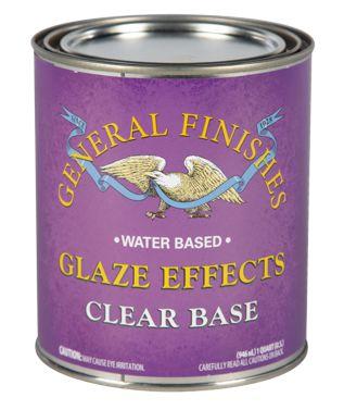 GLAZE EFFECTS CLEAR QT