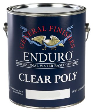 ENDURO CLEAR POLY SATIN GL
