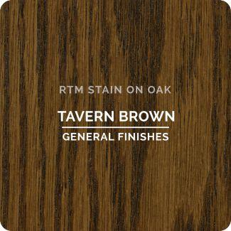 RTM TAVERN BROWN