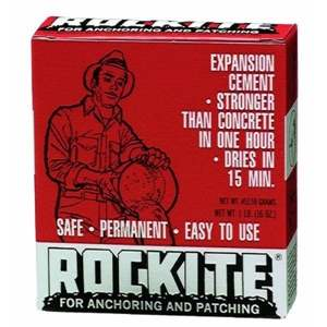 1# ROCKITE EXPANSION CEMENT
