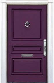 FRONT DOOR PAINT PLAYFUL PURPLE*
