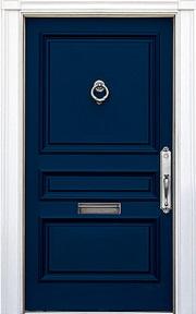 FRONT DOOR PAINT PEACEFUL BLUE I