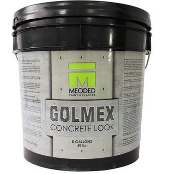 GOLMEX - CONCRETE PLASTER 50 LBS