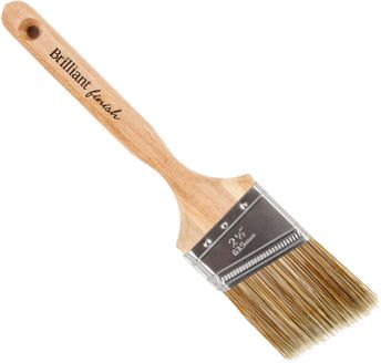"2 1/2"" BRILLIANT FINISH BRUSH"