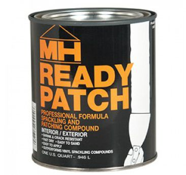 QT READY PATCH METAL CAN
