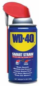 WD40 8 OZ SMART STRAW SPRAY