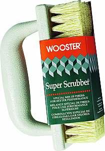 SUPER SCRUBBER BRUSH